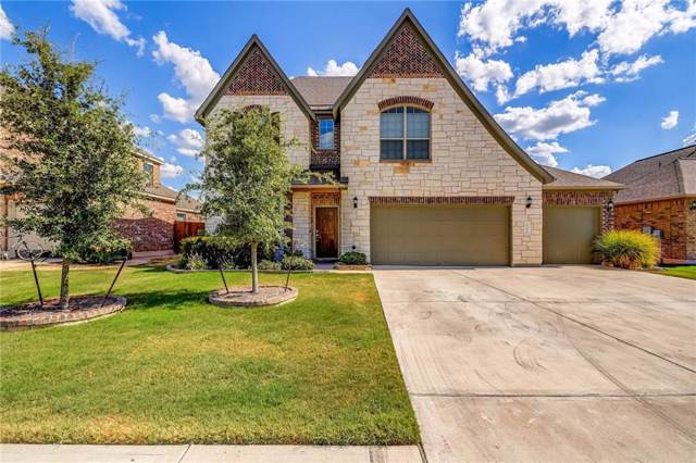 2340 Maxwell Dr, Leander, TX 78641 (#5610731) :: The Heyl Group at Keller Williams