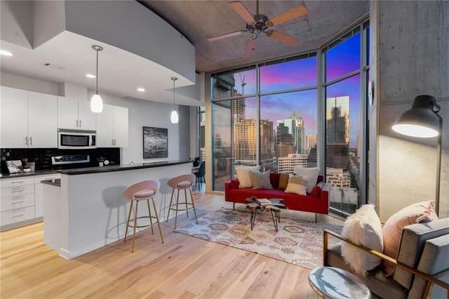 360 Nueces St #1601, Austin, TX 78701 (#5611536) :: Resident Realty