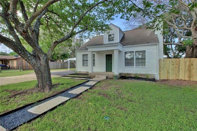 1802 Magnolia Dr, Round Rock, TX 78664 (#5612126) :: Tai Earthman | Keller Williams Realty