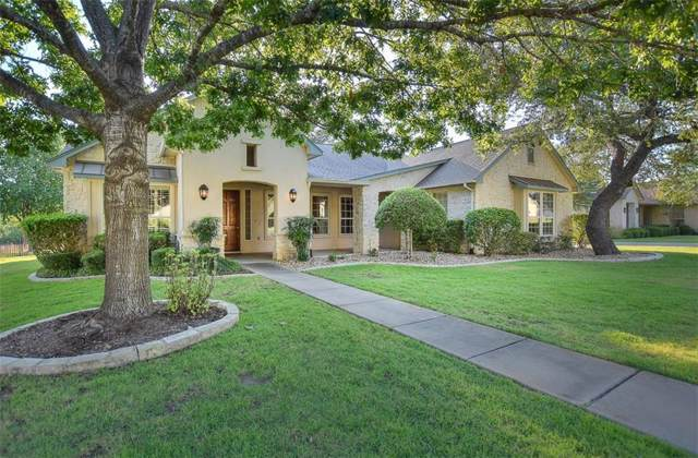 113 Crystal Springs Dr, Georgetown, TX 78633 (#5612544) :: Ben Kinney Real Estate Team