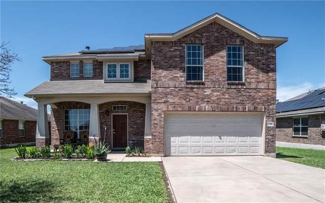 235 Kerley Dr, Hutto, TX 78634 (#5612745) :: Papasan Real Estate Team @ Keller Williams Realty