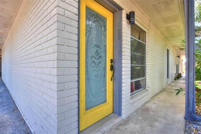 1111 W 10th St #109, Austin, TX 78703 (#5614126) :: Watters International
