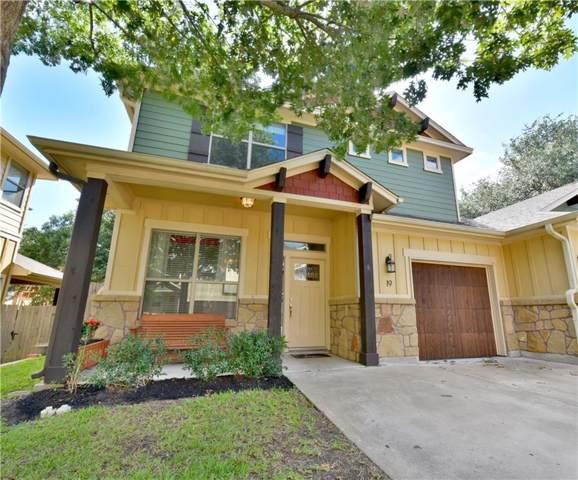 6708 Manchaca Rd #19, Austin, TX 78745 (#5617228) :: Ana Luxury Homes