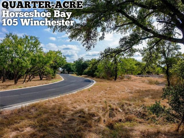 105 Winchester, Horseshoe Bay, TX 78657 (#5619252) :: Zina & Co. Real Estate