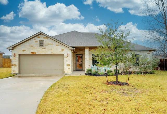 301 Valley Oaks Loop, Georgetown, TX 78626 (#5619974) :: 12 Points Group