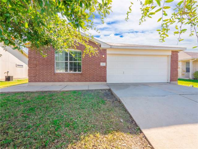 219 Almquist St, Hutto, TX 78634 (#5620292) :: The Perry Henderson Group at Berkshire Hathaway Texas Realty