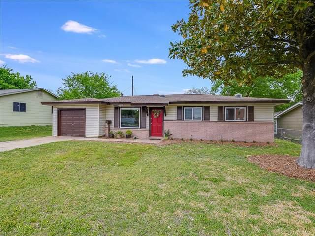 5204 Old Manor Rd, Austin, TX 78723 (#5621757) :: Ben Kinney Real Estate Team