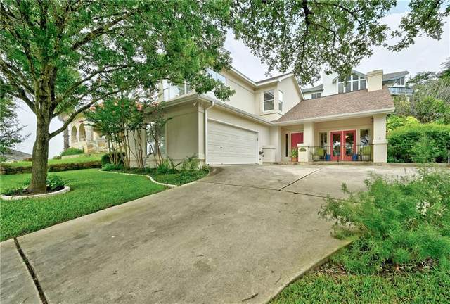 203 Golf Crest Ln, Lakeway, TX 78734 (#5621900) :: The Summers Group