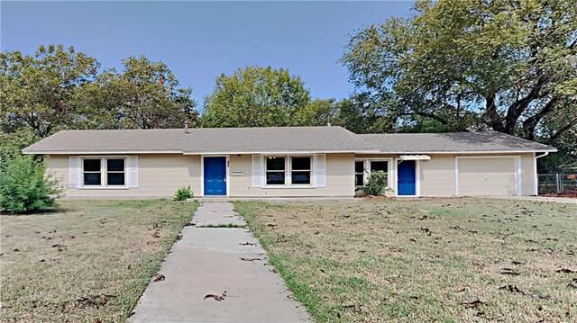 604 W 11th St, Elgin, TX 78621 (#5622157) :: Papasan Real Estate Team @ Keller Williams Realty