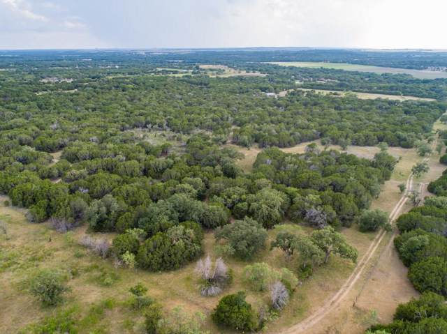 289 County Road 3831 Land, Lampasas, TX 76550 (#5623049) :: The Heyl Group at Keller Williams