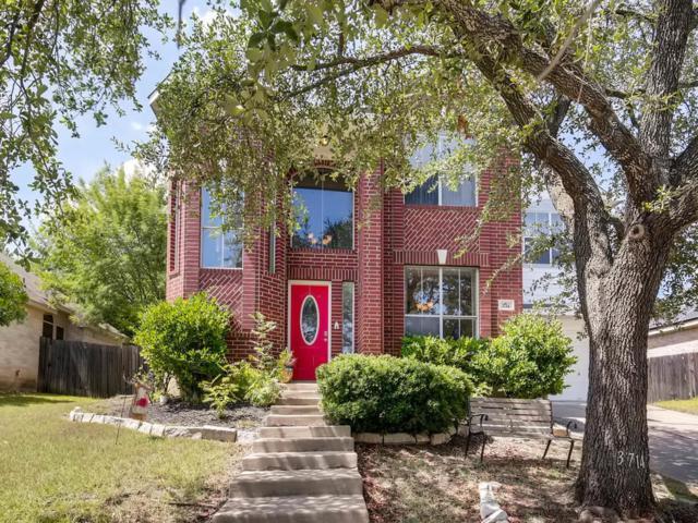 3714 Hawk Ridge St, Round Rock, TX 78665 (#5623573) :: Papasan Real Estate Team @ Keller Williams Realty