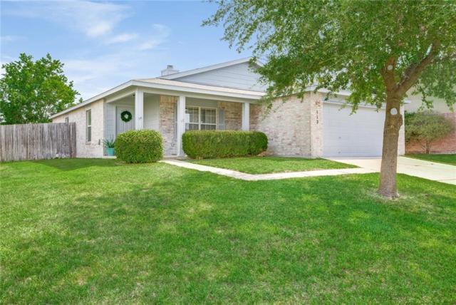 112 Water Ridge Rd, Temple, TX 76502 (#5625513) :: The ZinaSells Group