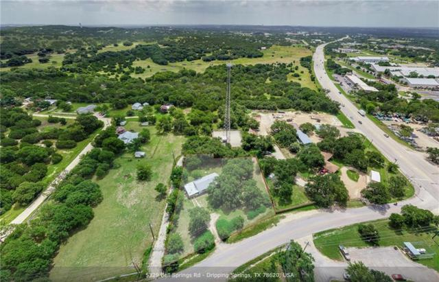5329 Bell Springs Rd, Dripping Springs, TX 78620 (#5625528) :: The Gregory Group