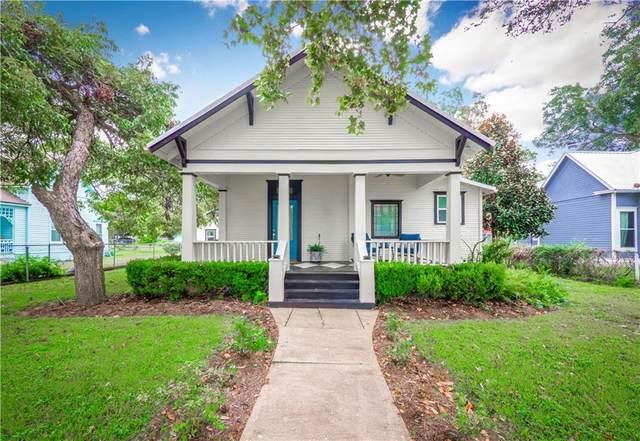 502 Hudgins St, Smithville, TX 78957 (#5625788) :: Sunburst Realty