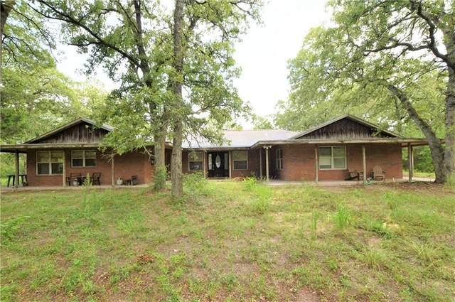 2187 County Road 401 Rd, Lexington, TX 78947 (#5626043) :: Ben Kinney Real Estate Team