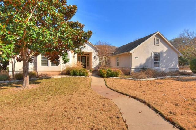 102 Golf View Dr, Georgetown, TX 78633 (#5626234) :: 12 Points Group
