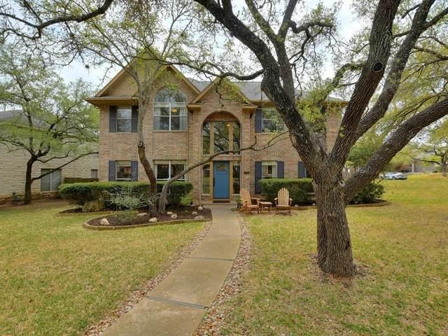 6115 Rickerhill Ln NW, Austin, TX 78739 (MLS #5627929) :: NewHomePrograms.com