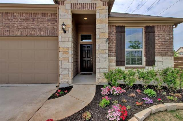 205 Eli Whitney Way, Hutto, TX 78634 (#5628840) :: RE/MAX IDEAL REALTY