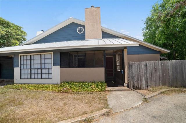 1207 Hazelton St B, San Marcos, TX 78666 (#5629692) :: The Heyl Group at Keller Williams