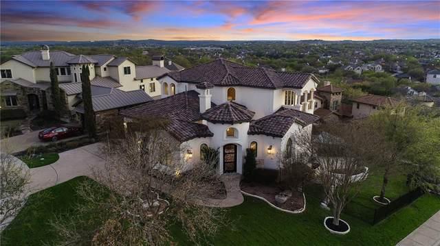11905 Sea Eagle View Cv, Austin, TX 78738 (#5630148) :: Papasan Real Estate Team @ Keller Williams Realty