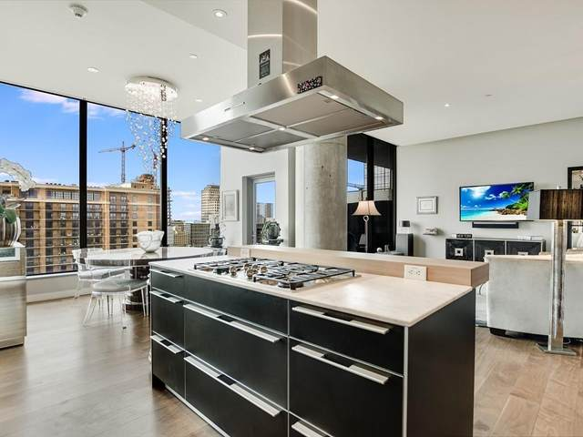210 Lavaca St #2210, Austin, TX 78701 (#5631178) :: Azuri Group | All City Real Estate