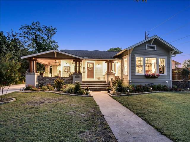 1802 S Austin Ave, Georgetown, TX 78626 (#5631838) :: Papasan Real Estate Team @ Keller Williams Realty