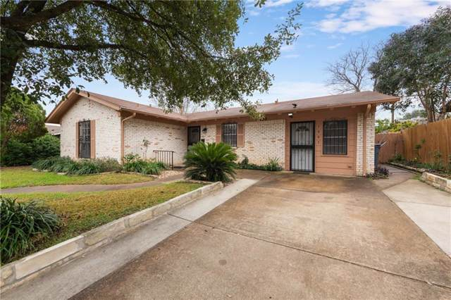 1003 Plymouth Dr, Austin, TX 78758 (#5636686) :: The Perry Henderson Group at Berkshire Hathaway Texas Realty