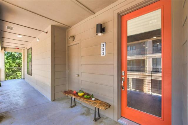 2725 Dulce Ln #222, Austin, TX 78704 (#5636735) :: The Gregory Group