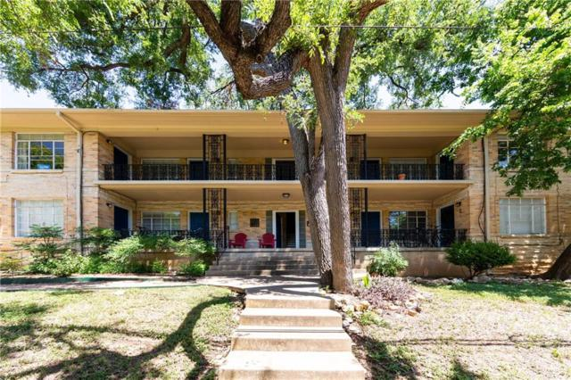 3309 Grooms St 205-2, Austin, TX 78705 (#5638063) :: Austin International Group LLC