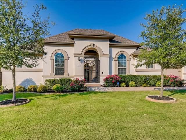 2720 Long Lasso Pass, Leander, TX 78641 (#5638066) :: Papasan Real Estate Team @ Keller Williams Realty