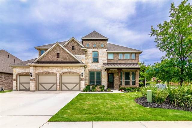 824 Anahuac Dr, Leander, TX 78641 (#5639983) :: The Summers Group
