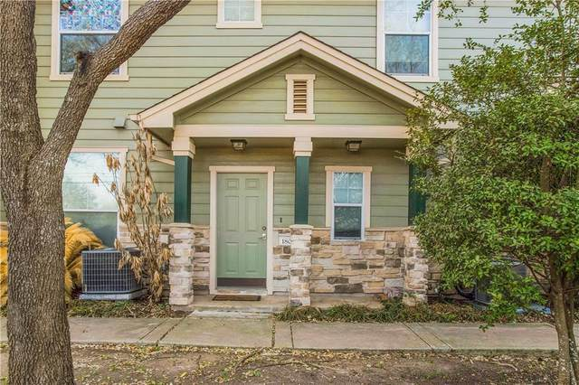 1481 E Old Settlers Blvd #1801, Round Rock, TX 78664 (#5640812) :: The Summers Group