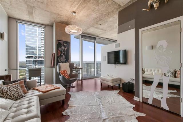 360 Nueces St #3306, Austin, TX 78701 (#5644442) :: Allison Gaddy