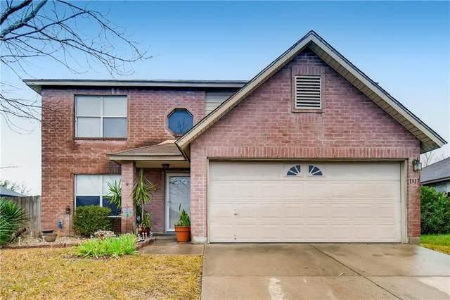 1317 Lakeside Loop, Round Rock, TX 78665 (#5645230) :: Papasan Real Estate Team @ Keller Williams Realty