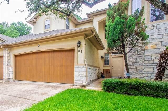 7708 San Felipe Blvd #51, Austin, TX 78729 (#5645316) :: The Perry Henderson Group at Berkshire Hathaway Texas Realty