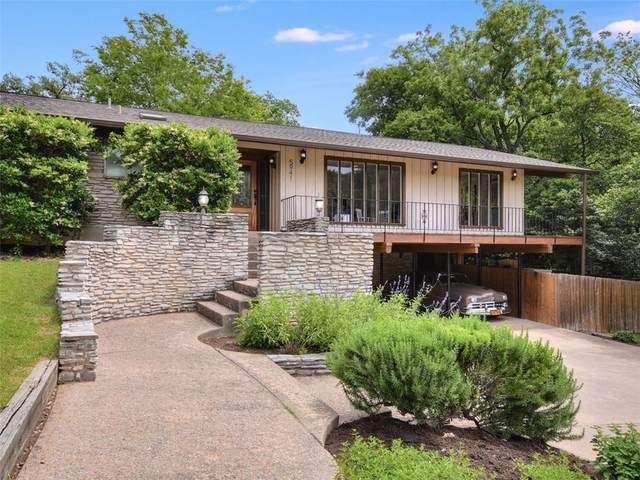 5941 Highland Hills Dr, Austin, TX 78731 (#5646164) :: Umlauf Properties Group