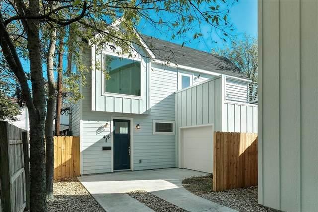 408 W 55TH St #2, Austin, TX 78751 (#5647499) :: 10X Agent Real Estate Team