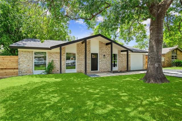5208 Gladstone Dr, Austin, TX 78723 (#5648855) :: The Perry Henderson Group at Berkshire Hathaway Texas Realty