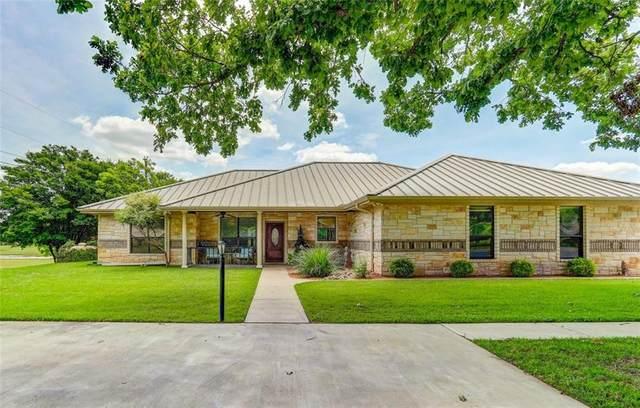 1401 Mill Creek Dr, Salado, TX 76571 (#5649575) :: The Perry Henderson Group at Berkshire Hathaway Texas Realty