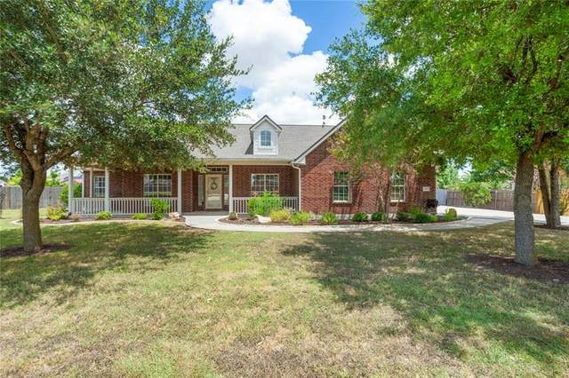 105 San Jacinto, Hutto, TX 78634 (#5650410) :: Lancashire Group at Keller Williams Realty