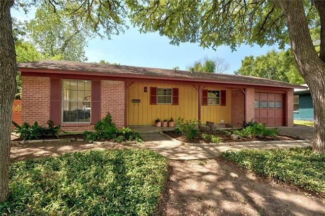 2305 Fair Oaks Dr, Austin, TX 78745 (#5652244) :: Papasan Real Estate Team @ Keller Williams Realty