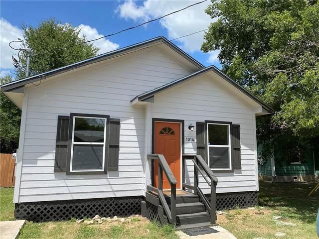 1014 Gravel St, San Marcos, TX 78666 (#5652978) :: Papasan Real Estate Team @ Keller Williams Realty