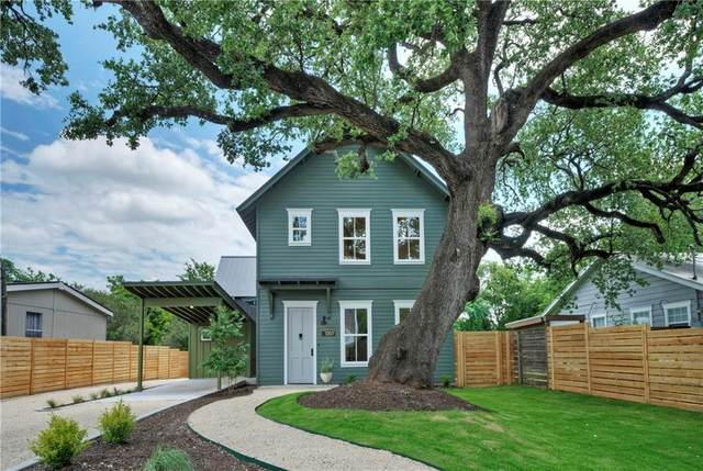 1207 Singleton Ave A, Austin, TX 78702 (#5655526) :: Papasan Real Estate Team @ Keller Williams Realty