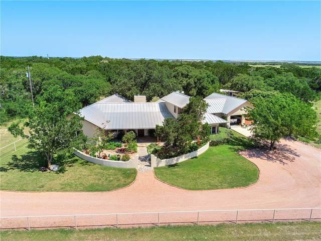 1417 County Road 200A, Burnet, TX 78611 (#5656159) :: RE/MAX Capital City