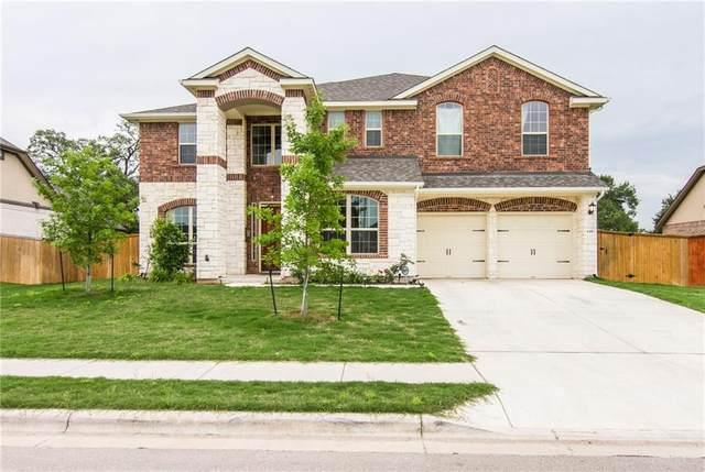 4416 Tanglewood Estates Dr, Leander, TX 78641 (#5656780) :: Papasan Real Estate Team @ Keller Williams Realty