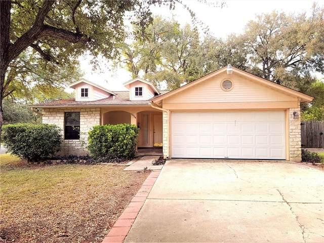 1504 Oak Knoll Ln, Lockhart, TX 78644 (#5660317) :: RE/MAX Capital City