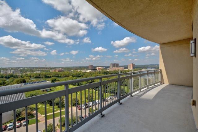 603 Davis St #1009, Austin, TX 78701 (#5660590) :: Ana Luxury Homes