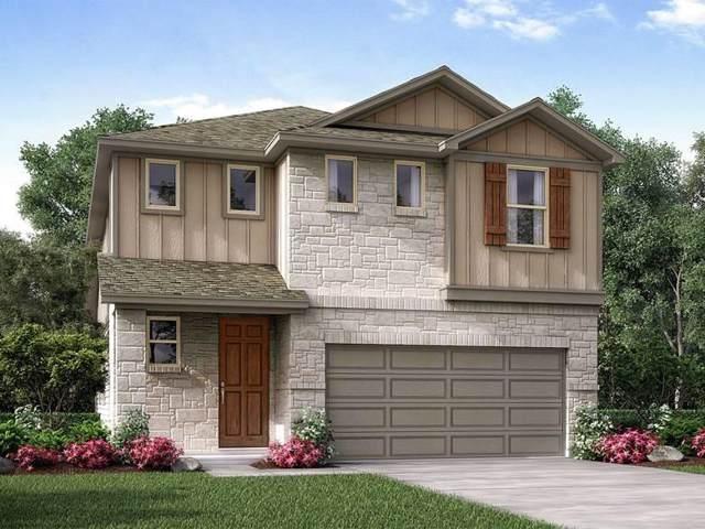 204 Mountain Valley St, Georgetown, TX 78628 (#5661393) :: Douglas Residential
