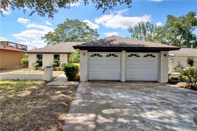 2022 Encino Cir, Austin, TX 78723 (#5663006) :: Green City Realty