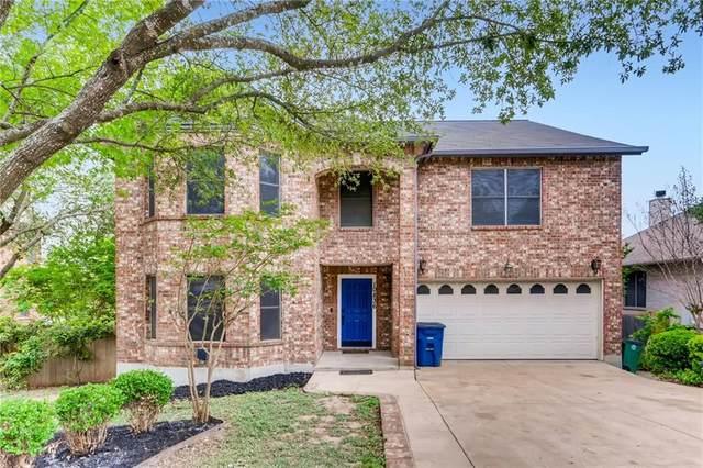 10836 Amblewood Way, Austin, TX 78753 (#5663866) :: Papasan Real Estate Team @ Keller Williams Realty